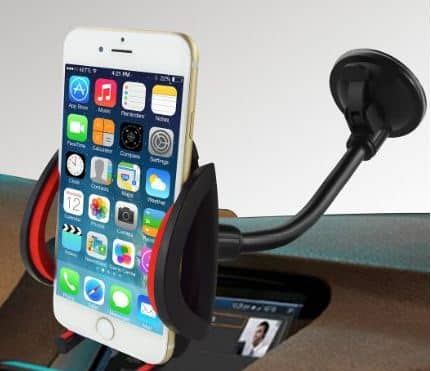 Best grip iPhone car mount holder