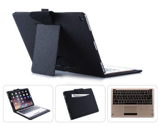 Premium leather case for iPad pro