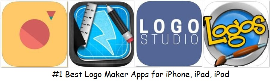 Logo maker apps for iPhone, iPad and iPod Touch