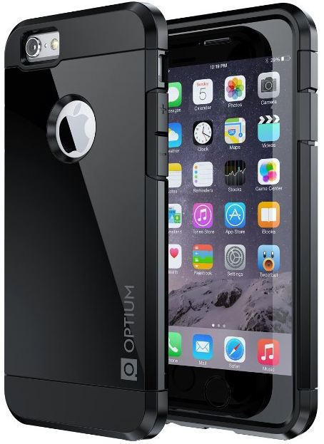 Hard bumper iPhone 6 case