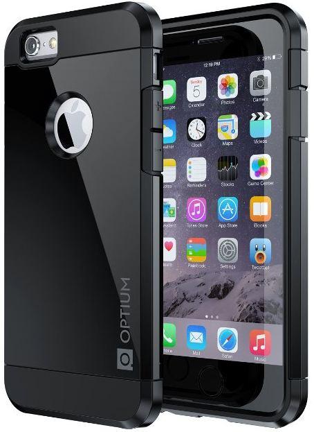 Hard bumper iPhone 6 case