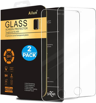 Ailun Official iPhone SE Glass Protector