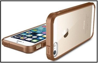 iPhone SE Spigen case