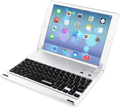 Arteck Thin iPad air 9.7-inch Bluetooth keyboardArteck Thin iPad air 9.7-inch Bluetooth keyboard