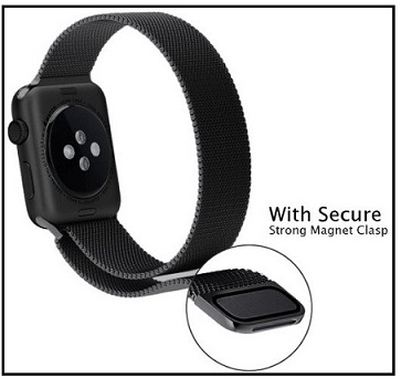 Apple Watch Milanese loop replacement band third Party 2015-16