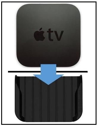 TV Mount for apple tv 4 2015