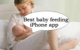 best baby feeding iPhone app, Apple watch