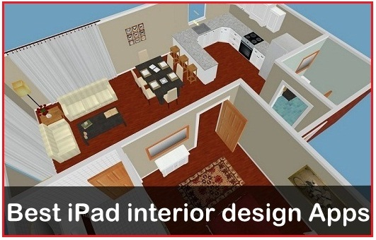best iPad interior design apps 2016