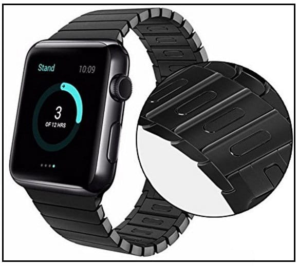 link bracelet band for Apple Watch Series 2 Nike Plus