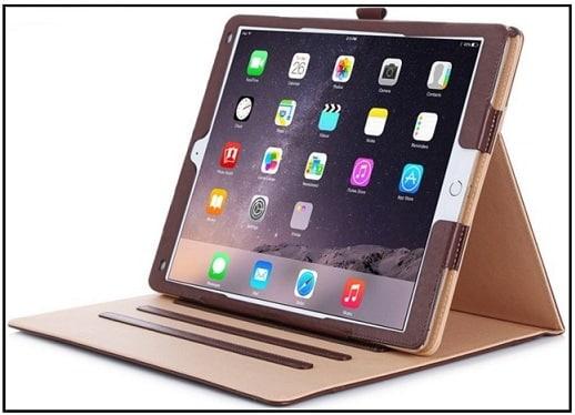 Best iPad Pro 9.7'' leather Cases