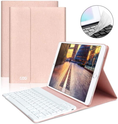 COO – Portfolio iPad Pro Keyboard Case