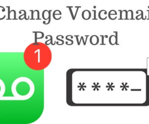 Change Voicemail Password on iPhone