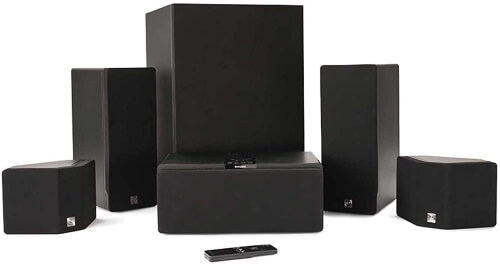 Enclave Home Theatre Audio System