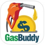 gas station near me app for iPhone