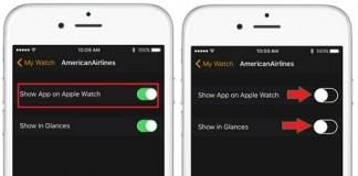 Delete or uninstall Apple Watch App