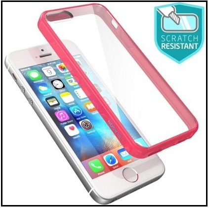 Best iPhone SE Clear Cases under dollar 20