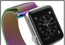 Moko- Best Apple Watch Milanese loop band for Women 2016