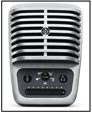 High Profile Best External Microphone for iPhone