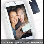 Best Selfie Light Cases for iPhone 6S/6, iPhone 7/7 Plus, iPhone 8/8 Plus