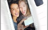 LED light up selfie case for iPhone 6S