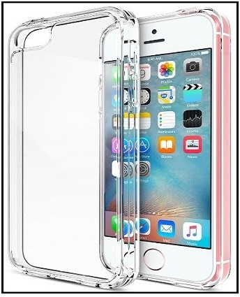 bumper case for iPhone SE