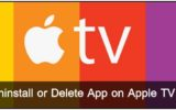 Uninstall or Delete App on Apple TV 4: Official Way