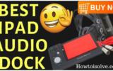 best iPad Audio interface dock