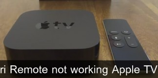 Siri remote home, volume, menu button not working/unresponsive