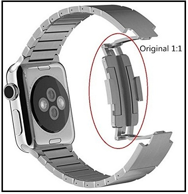 Best link Bracelet Apple Watch Band Third party 2016