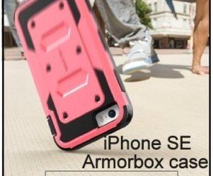 i-Blason iPhone SE case