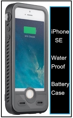 buy online 6c148 99bee Best Extended Battery Case for iPhone SE in 2019: Charger Cases