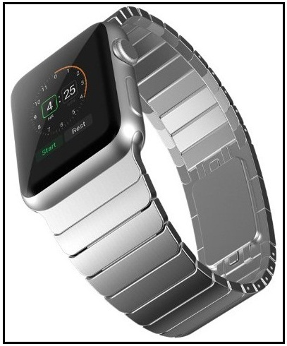 3rd party replacement band Apple watch Best link Bracelet Apple Watch Bands 2017-2018