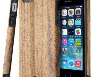 iPhone SE wooden cases in premium quality