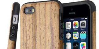 iPhone SE wooden cases in premium quality