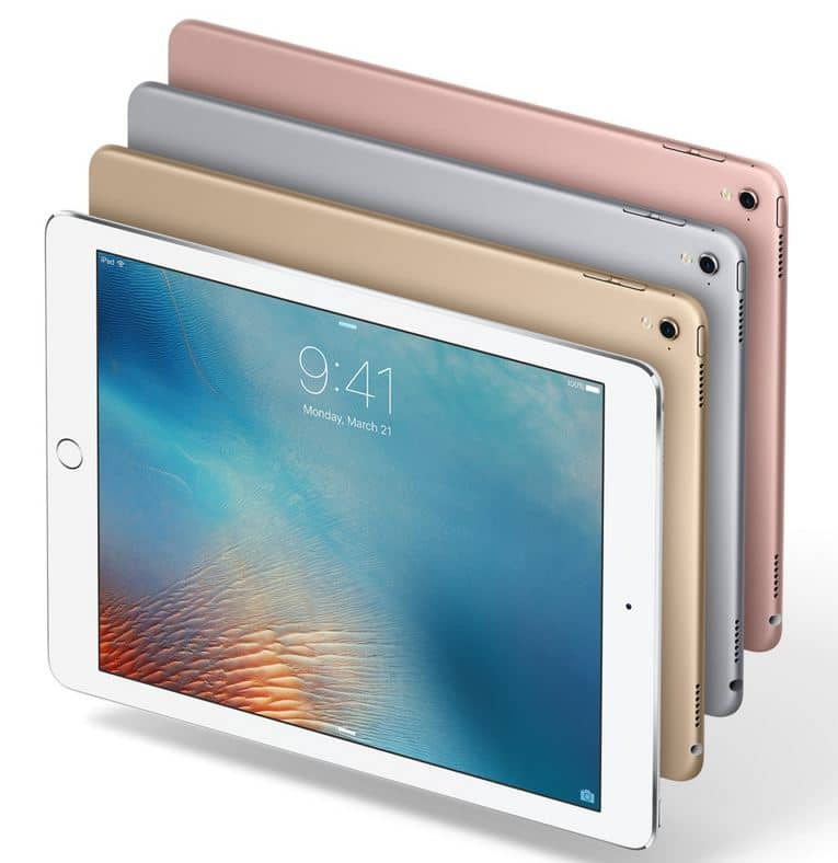 buy WiFi Cellular iPad pro 9.7 inch in USA - Unlocked