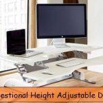 Best Height adjustable desk for Devices MacBook, iPad, iMac/ Desktop