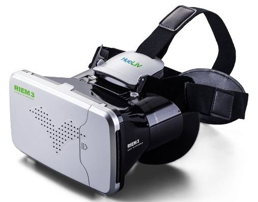 VR Headset iPhone compatible