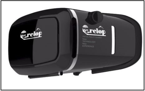 1 Victony iPhone VR headset