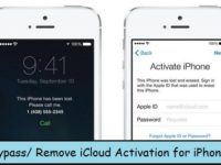 Bypass iCloud Activation on iPhone:Remove Activation Lock