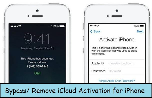 bypass activation lock iphone 5se