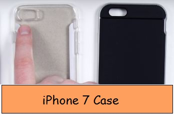 iPhone 7 case first look