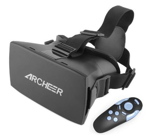 ARCHER iPhone glasses for 3D view