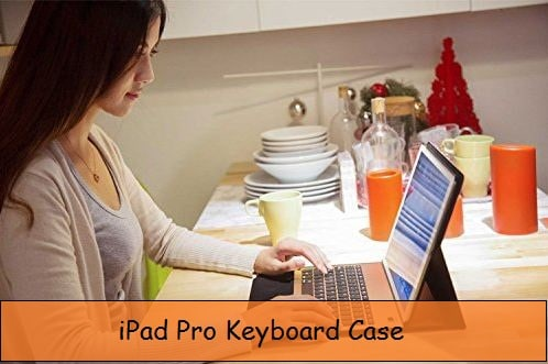 Ottertooth iPad Pro Keyboard case 9.7 inch