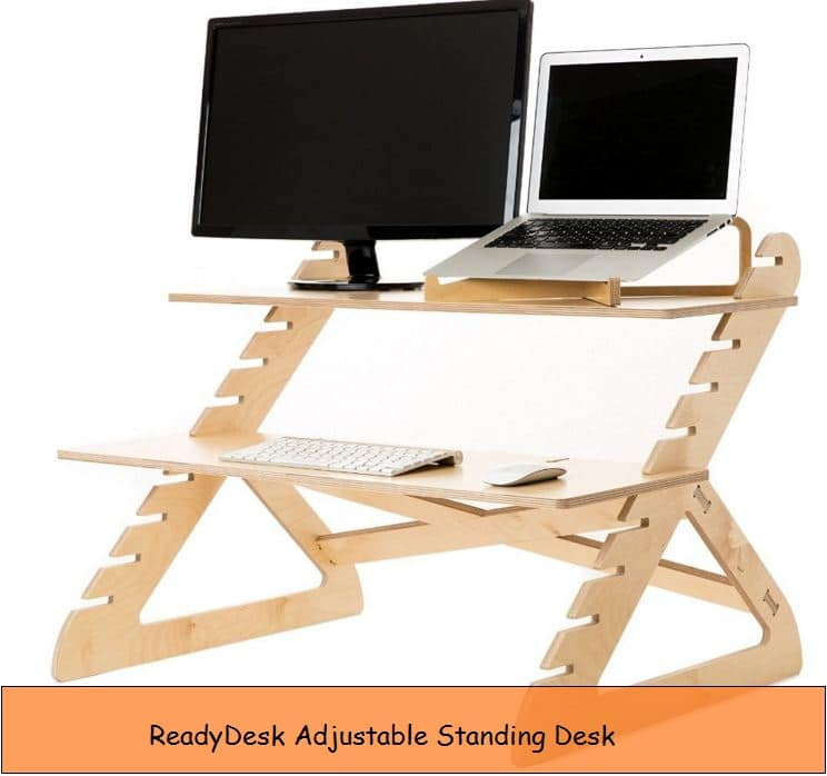 Best Height Adjustable Desk For Devices Macbook Ipad Imac Pc