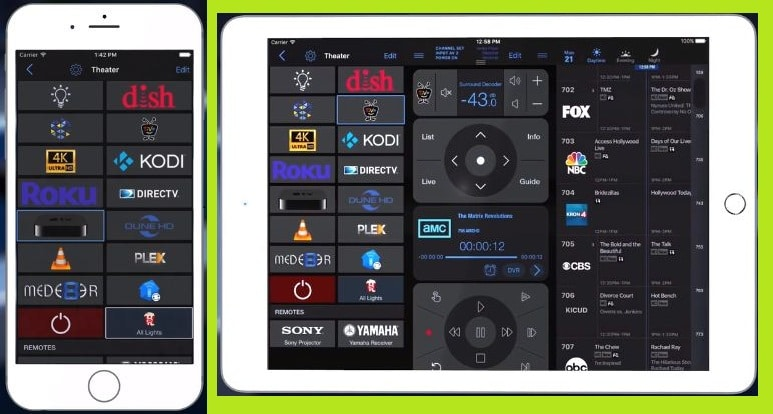 Best app compatible for access smart TV remotely