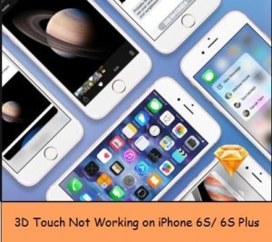 [Fixed] 3D Touch not working on iPhone X/ 8 (Plus)/ iPhone 7 (Plus)/ iPhone 6S (+): iOS 11