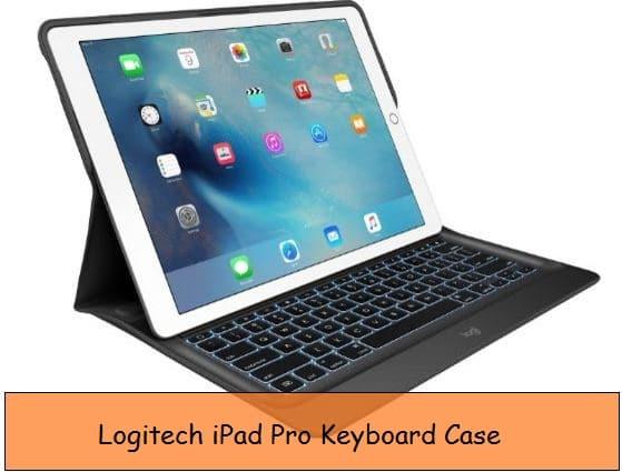 Logitech Keyboard case for iPad Pro 9.7 inch