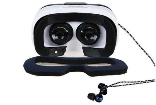 VR Headset iPhone compatible gear