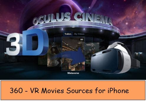 Best VR movies for iPhone free compatible