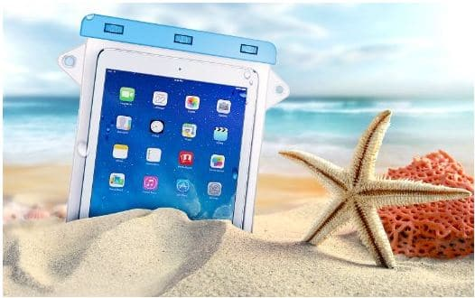 iPad pro 9.7 waterproof cases with all protections